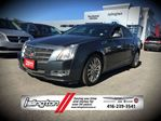 2011 Cadillac CTS 3.6L 4dr Rear-wheel Drive Sedan in Toronto, Ontario
