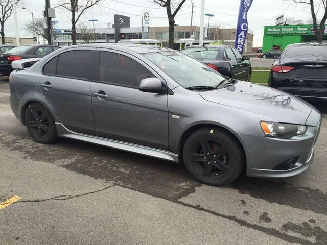 2014 mitsubishi lancer gt front wheel drive sedan 5 spd. Black Bedroom Furniture Sets. Home Design Ideas