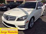 2012 Mercedes-Benz C-Class Base in Chateauguay, Quebec