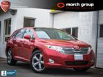 2011 Toyota Venza V6 AWD with leather and sunroof in Ottawa, Ontario