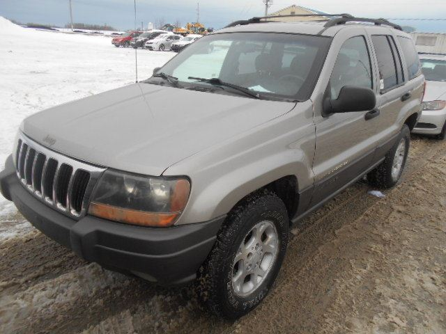 2001 jeep grand cherokee silver north toronto auction. Black Bedroom Furniture Sets. Home Design Ideas