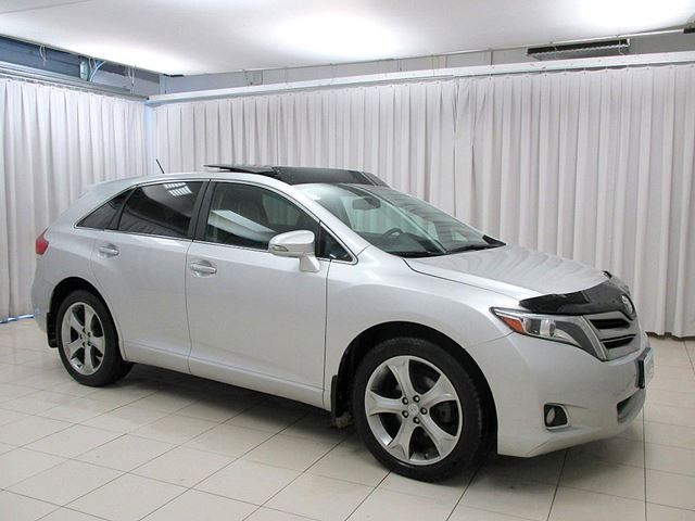 2014 toyota venza limited v6 awd suv loaded silver o 39 regan 39 s nissan infiniti. Black Bedroom Furniture Sets. Home Design Ideas