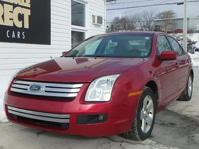 2007 ford fusion sedan se awd 3 0 l red o 39 regan 39 s. Black Bedroom Furniture Sets. Home Design Ideas