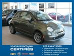 2012 Fiat 500 Lounge in Jonquiere, Quebec