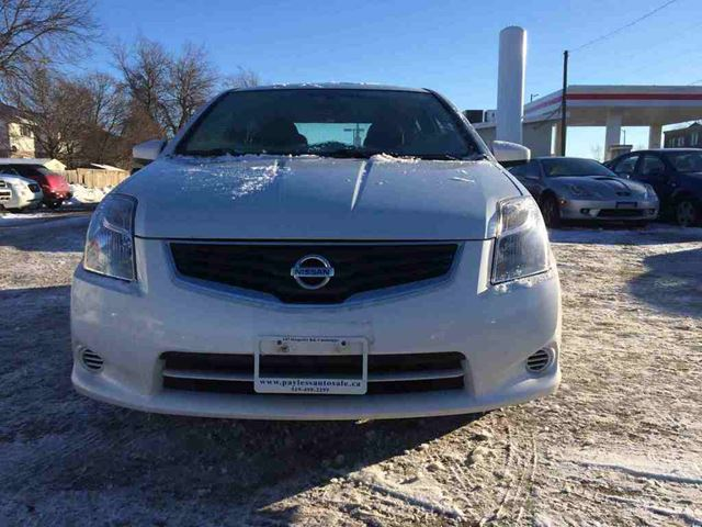 2011 Nissan Sentra White Payless Auto Sales Wheels Ca