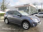 2014 Toyota RAV4 Limited Technology Package in Port Moody, British Columbia