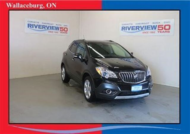 2015 Buick Encore Leather in Wallaceburg, Ontario