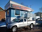 2015 Toyota Tacoma TRD Access Cab 4x4 **6 Speed Manual/Reverse Camera** in Barrie, Ontario