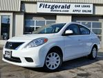 2012 Nissan Versa 1.6 SV in Kitchener, Ontario