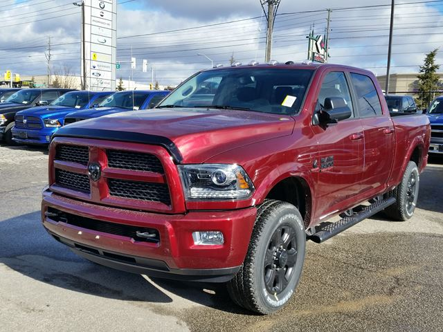 2016 ram 3500 laramie 4x4 cummins turbo diesel burgundy vaughan chrysler dodge jeep new car. Black Bedroom Furniture Sets. Home Design Ideas