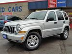 2007 Jeep Liberty Limited Edition 4x4 in Brantford, Ontario