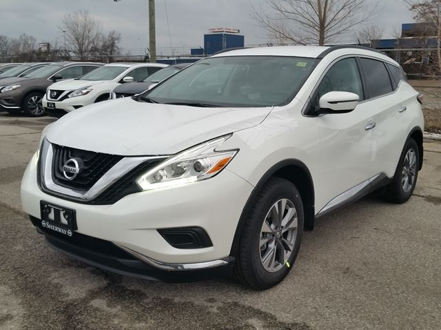 2016 nissan murano s toronto ontario new car for sale 2392754. Black Bedroom Furniture Sets. Home Design Ideas