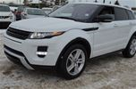 2012 Land Rover Range Rover Evoque Pure Plus / DVD Player / Fully Loaded /  Everyone in Edmonton, Alberta