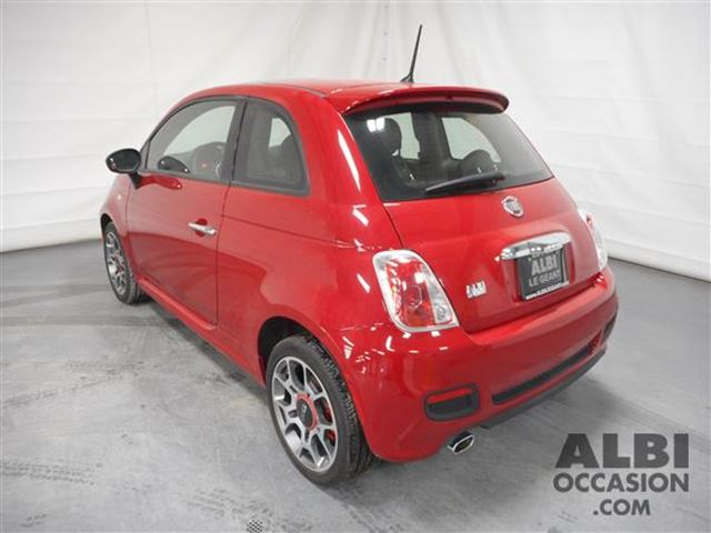 2014 fiat 500 sport toit a c mascouche quebec used car. Black Bedroom Furniture Sets. Home Design Ideas