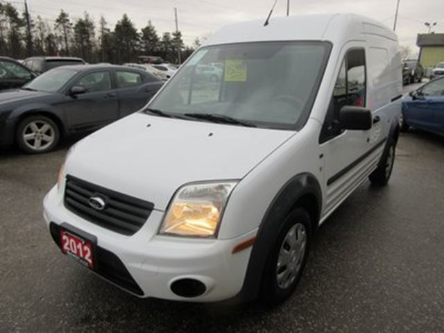 2012 ford transit connect work ready xlt model 2 passenger cargo mover white broadway auto. Black Bedroom Furniture Sets. Home Design Ideas