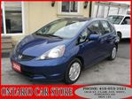 2009 Honda Fit LX AUTOMATIC !!!CARPROOF CLEAN!!! in Toronto, Ontario