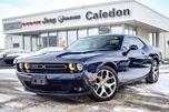 2015 Dodge Challenger SXT Plus Navi Backup Cam Bluetooth Leather Heated Front Seat 20?Çlloy Rims in Bolton, Ontario