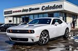 2015 Dodge Challenger SXT Plus Sunroof Backup Cam Bluetooth Lethr HTD Front Seat 20?Çlloy Rims in Bolton, Ontario