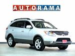 2010 Hyundai Veracruz LIMITED DVD LEATHER SUNROOF 7 PASSENGER AWD in North York, Ontario