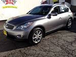 2009 Infiniti EX35 Luxury, Automatic, Leather, Sunroof, AWD in Burlington, Ontario