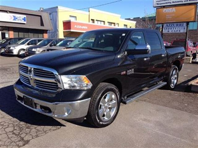 2015 dodge ram 1500 big horn who wants 4x4 hamilton ontario used car for sale 2394022. Black Bedroom Furniture Sets. Home Design Ideas