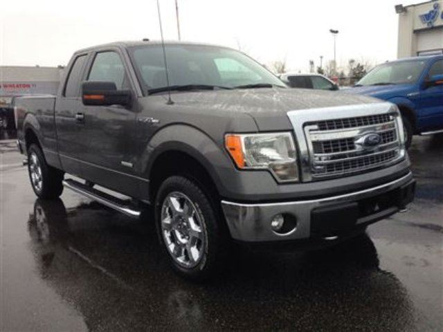 2013 ford f 150 supercab 4x4 3 5l ecoboost 20 chrome wheels surrey british columbia used car. Black Bedroom Furniture Sets. Home Design Ideas