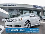 2011 Subaru Legacy 2.5I Limited No Accident One Owner Off Lease  in Thornhill, Ontario
