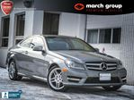 2012 Mercedes-Benz C-Class C350 Coupe in Ottawa, Ontario