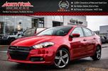 2014 Dodge Dart GT Leather Sunroof Nav Alpine Audio Backup Cam R.Start Htd Frnt Seats Bluetooth in Thornhill, Ontario