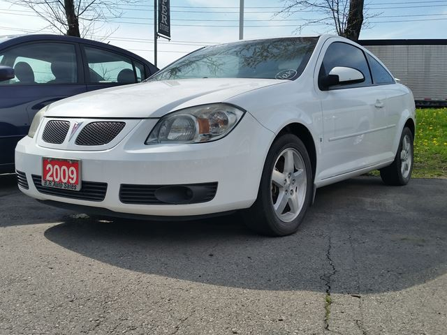 2009 pontiac g5 se w 1sb white br auto sales. Black Bedroom Furniture Sets. Home Design Ideas