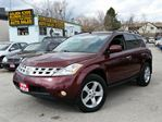 2005 Nissan Murano LOW KM-AWD in Scarborough, Ontario