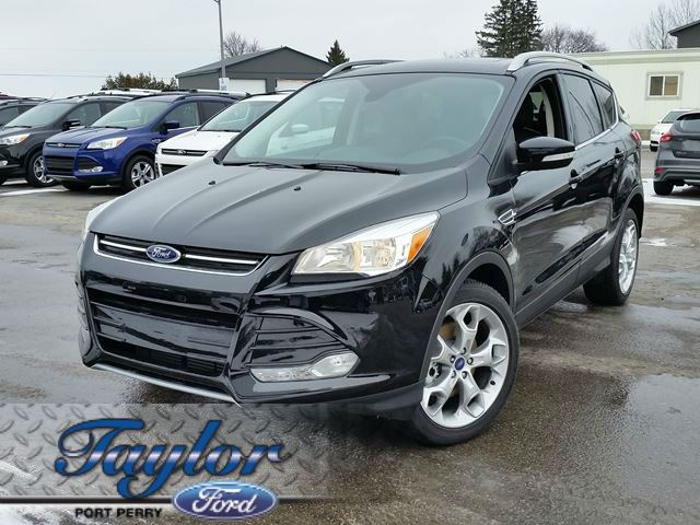 2016 ford escape titanium brand new black taylor ford. Black Bedroom Furniture Sets. Home Design Ideas