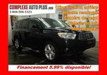 2008 Toyota Highlander LIMITED V6 AWD *Cuir, Toit, Hayon élec., 4x4 in Saint-Jerome, Quebec