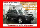 2011 Toyota Highlander V6 4WD 7 passagers *Hayon élec., Caméra recul, AWD in Saint-Jerome, Quebec