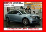 2011 Chevrolet Cruze ECO *Mags, Cruise, A/C in Saint-Jerome, Quebec