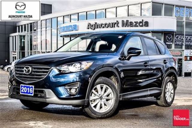 2016 mazda cx 5 gs blue agincourt mazda. Black Bedroom Furniture Sets. Home Design Ideas