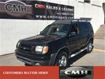 2001 Nissan Xterra XE V6 4X4 ROOF LOADED *UNCERTIFIED* in St Catharines, Ontario