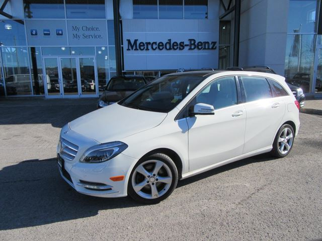 2013 mercedes benz b class ottawa ontario used car for. Black Bedroom Furniture Sets. Home Design Ideas
