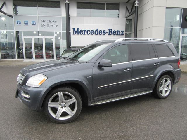 2012 mercedes benz gl350 4matic tenorite grey met star