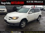 2003 Mitsubishi Outlander LS in Scarborough, Ontario