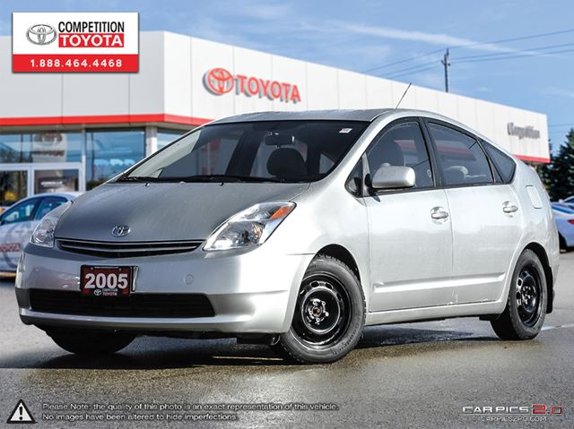 2005 toyota prius base toyota serviced silver. Black Bedroom Furniture Sets. Home Design Ideas