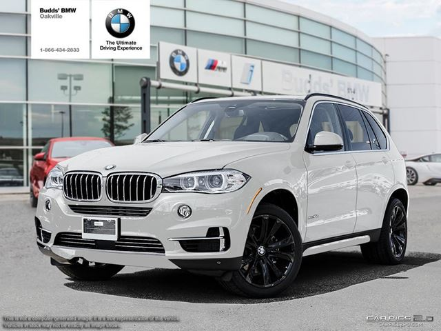 2016 bmw x5 xdrive35i silver budds bmw oakville. Black Bedroom Furniture Sets. Home Design Ideas
