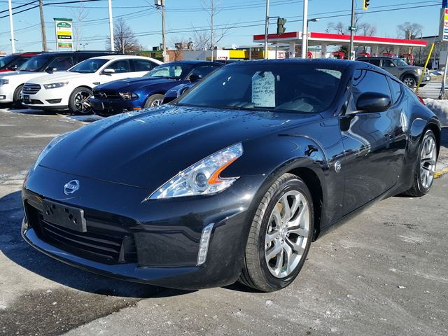 2014 nissan 370z touring black mohawk ford. Black Bedroom Furniture Sets. Home Design Ideas