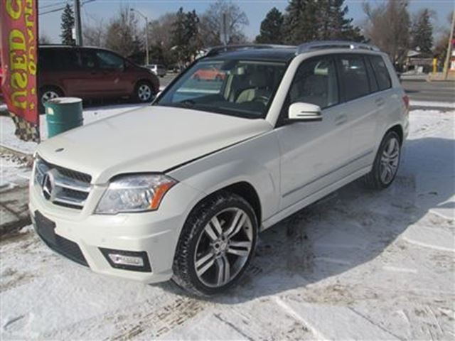 2012 mercedes benz glk class glk 350 4matic leather white toronto quality motors. Black Bedroom Furniture Sets. Home Design Ideas