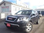2011 GMC Acadia SLE  EIGHT PASSENGER SEATING   TRAILER TOWING PACK in Whitby, Ontario