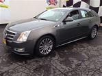 2011 Cadillac CTS Premium, Automatic, Leather, Heated Seats, AWD in Burlington, Ontario