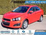 2012 Chevrolet Sonic LT in Merritt, British Columbia