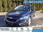 2015 Chevrolet Cruze 1LT in Merritt, British Columbia