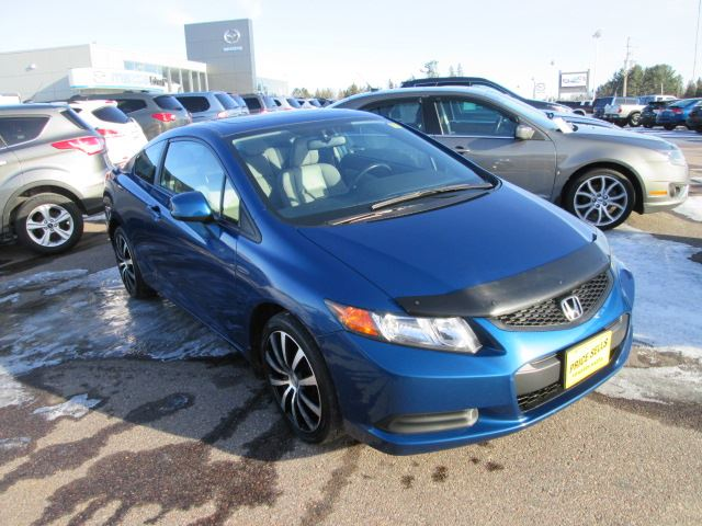 2012 honda civic ex l pembroke ontario used car for sale 2396010. Black Bedroom Furniture Sets. Home Design Ideas