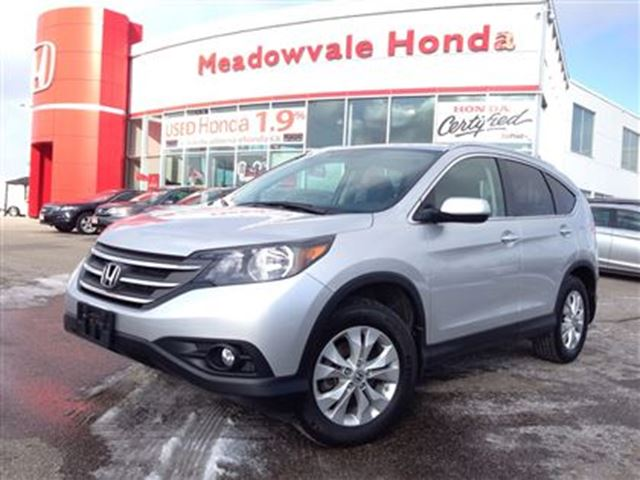 2013 honda cr v touring awd silver meadowvale honda. Black Bedroom Furniture Sets. Home Design Ideas
